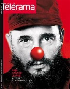 couverture magazine Télérama